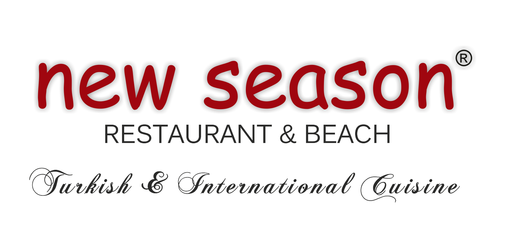 New Season Restaurant / Bitez – Bodrum